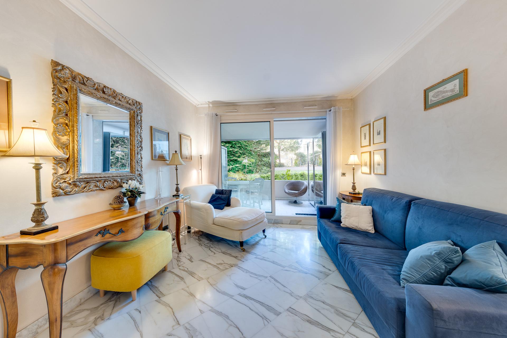 Magnifique studio au Patio Palace avec jardinière - Bureaux à vendre à Monaco