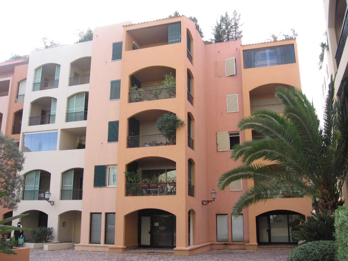 1 bedroom apartment for sale Le Donatello on the ground floor - Offices for sale in Monaco