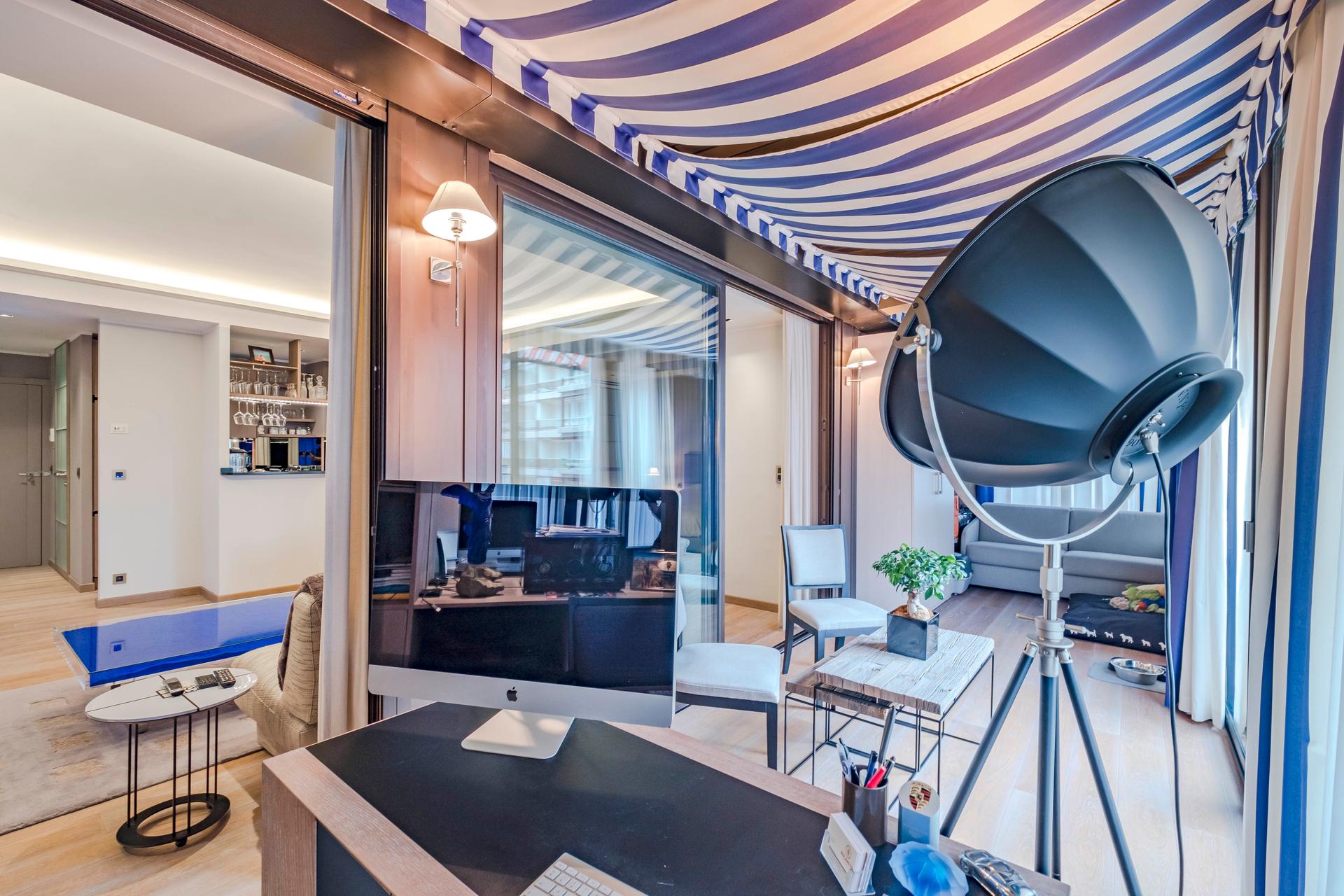 Vente Appartement D 39 Architecte 2 Pieces Monaco Monte
