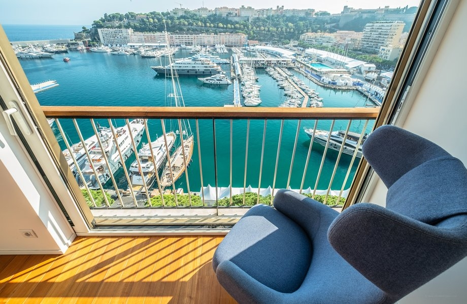 Exceptional Apartment With Full Panoramic View - Offices for sale in Monaco