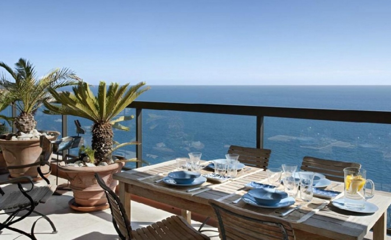 Spacious Apartment with Full Panoramic Sea View - Offices for sale in Monaco