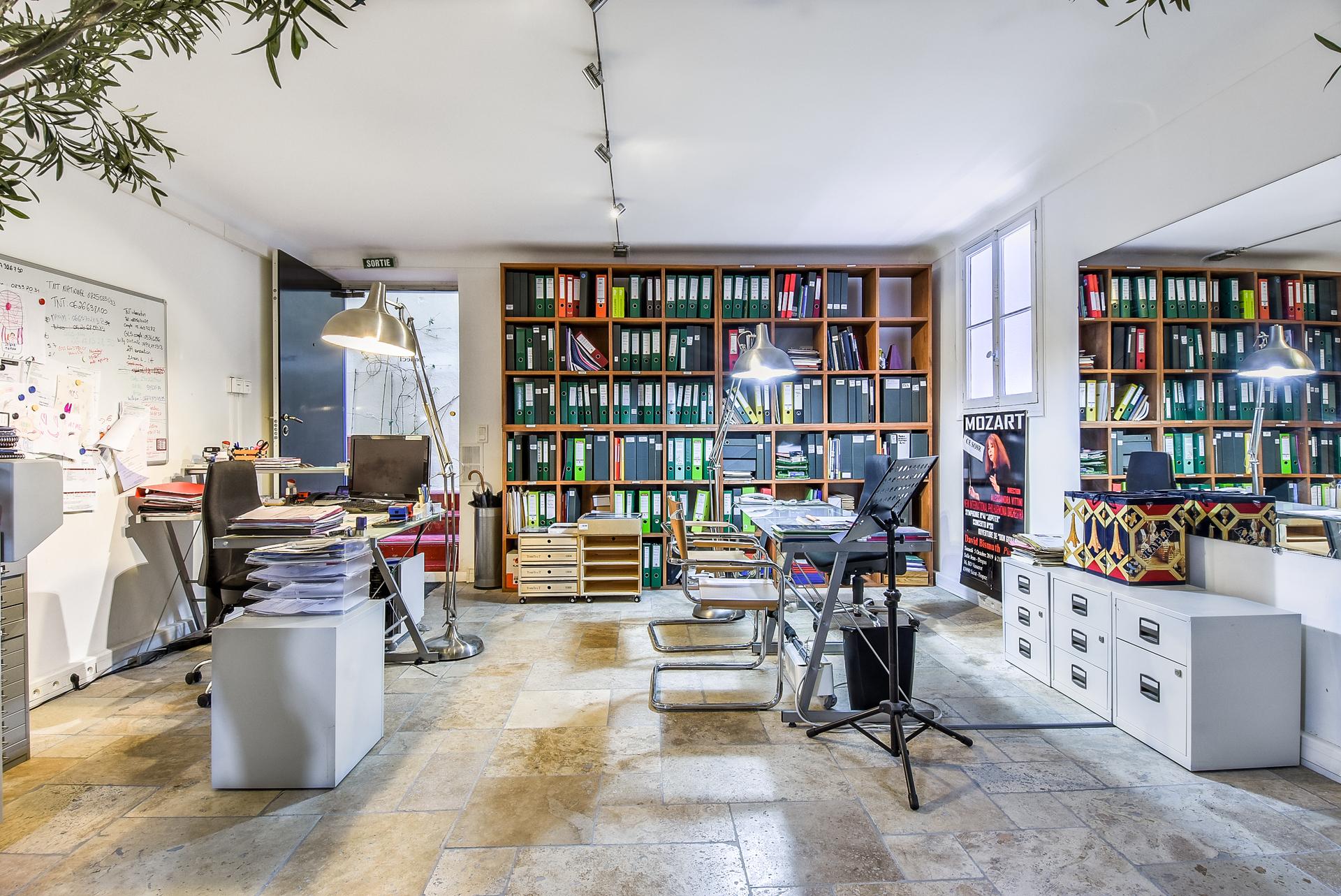 Monaco - Jardin Exotique - Spacious office - Offices for sale in Monaco