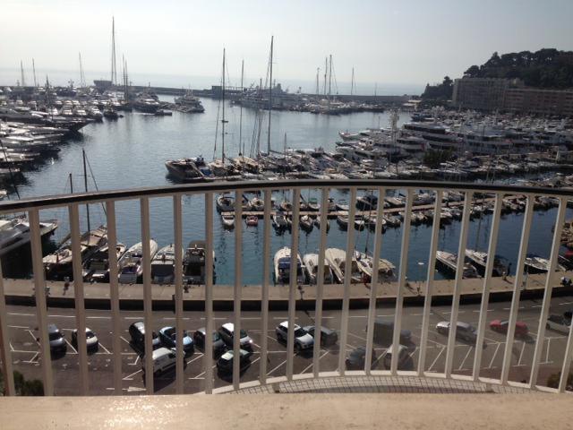 studio rinnovato con magnifiche viste sul porto e grand prix - Uffici in vendita a MonteCarlo