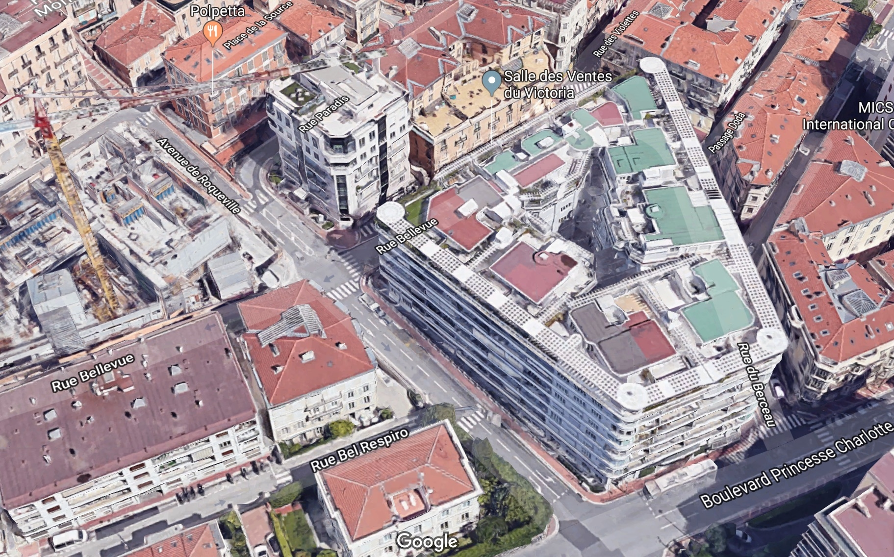LEASEHOLD RIGHT FOR A 90 sqm SHOP IN MONTE CARLO AREA - Uffici in vendita a MonteCarlo