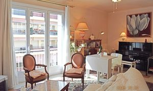 Menton - 2 bedroom in the city centre for a second home or investment