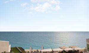 Entre les plages et le Casino