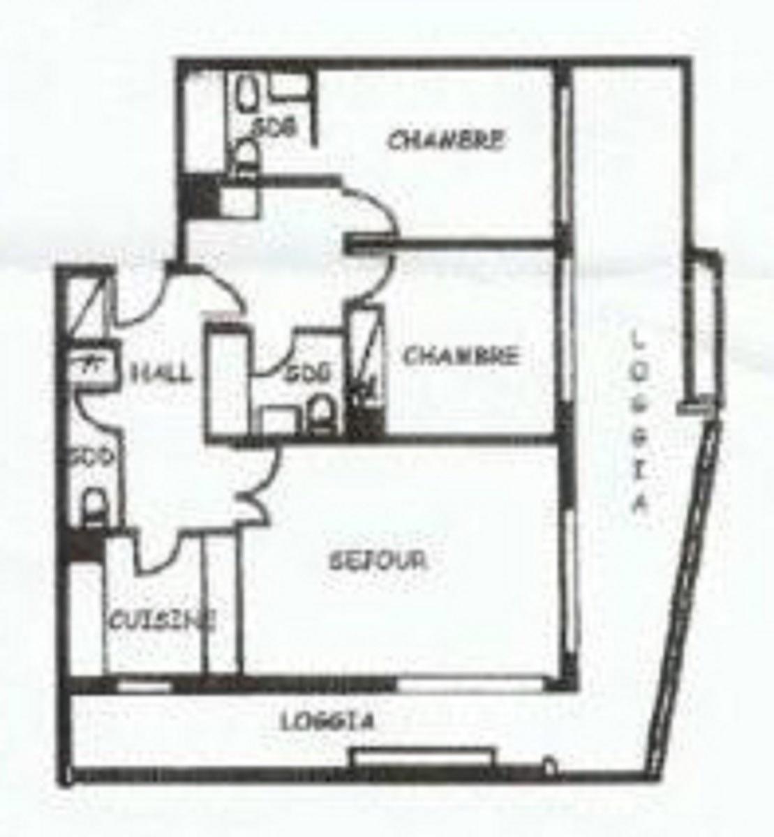 location acanthes 3 pi ces usage mixte carre d 39 or monaco monte carlo. Black Bedroom Furniture Sets. Home Design Ideas
