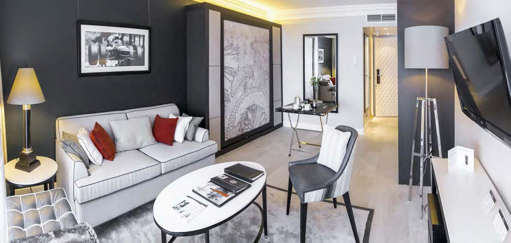 Location residence hoteliere carre d 39 or monaco monte for Location residence hoteliere